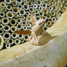 bijenhotel detail