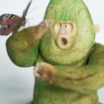 groene gorilla